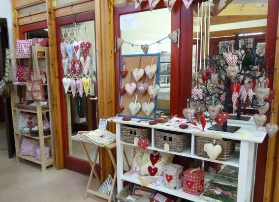 Model house craft centre llantrisant